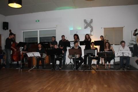 Milonga, Aix-en-Provence, Musitango orchestra