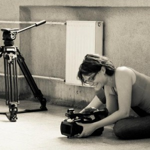 Making our final short film at Budapest Film Academy.