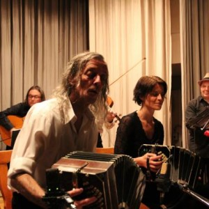 Ensemble Hyperion in Chur, Switzerland. Photo: Tango Chur