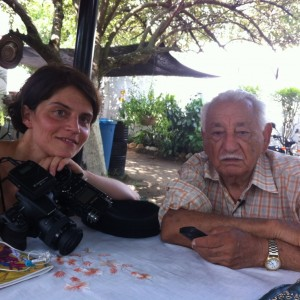 Aracataca, Colombia. Señor Joaquín, García Márquez's school mate.