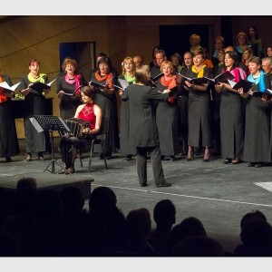 Latin American evening with the Mixed Choir of Veszprém in Hangvilla