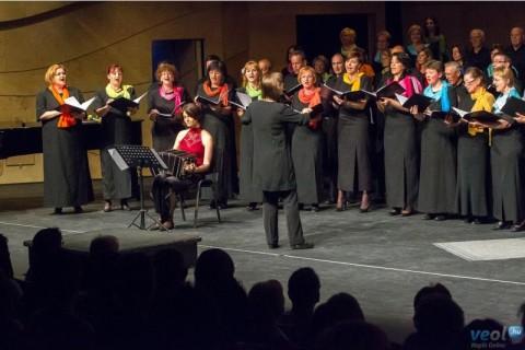 Latin American evening with the Mixed Choir of Veszprém in Hangvilla